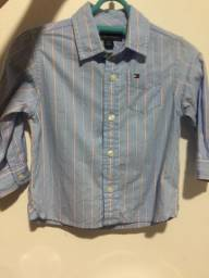 Camisa tommy 12 Meses apenas 50$