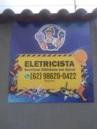 Eletricista .plantão 24 hrs