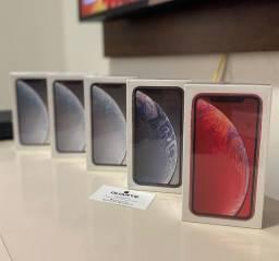 IPhone XR Branco/Preto/Vermelho ZERO, 64GB 1 Ano de Garantia Apple