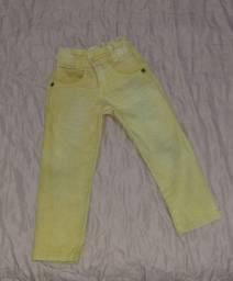 Calça jeans 1ano