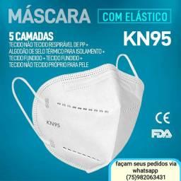 Máscara N95 Cx/C 25 UNIDADES