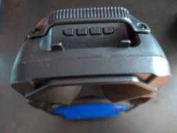 Caixa De Som Portátil Bluetooth com Suporte Para Celular