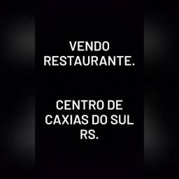 Vendo Restaurante.