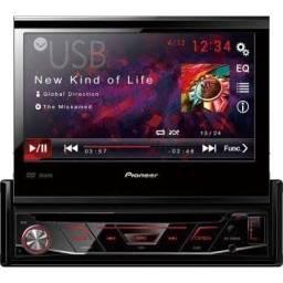 Dvd Player Automotivo Pioneer Avh-3880