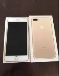 iPhone 7 Plus 256 gb Impecável