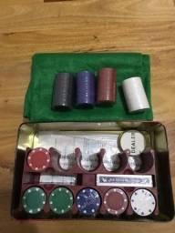 Kit Poker 200 fichas