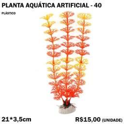 Planta Média Aquática Artificial