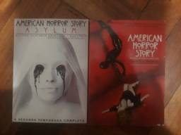 Box DVD American Horror Story 1 e 2