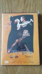 DVD Curso de Tango