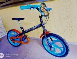 Bicicleta Caloi , Hot whells,  Aro 16