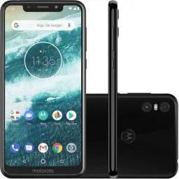 Motorola Moto One Black Usado!!!