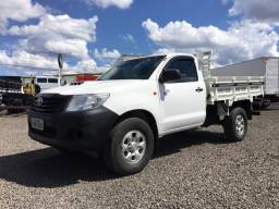 Toyota Hilux Cabine Simples 3.0 4x4 ano 2014 - filé