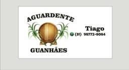 aguardente de Guanhães