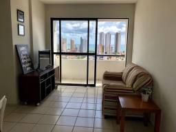 Excelente apartamento mobiliado em Ponta Negra