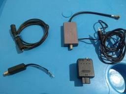 cabos RF novos super Nintendo n64