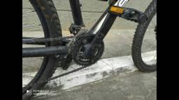 Vendo bicicleta k7-9 / freio hidráulicos