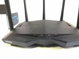 Roteador Tenda AC11 Wireless Wifi Router Gigabit Dual-Band AC1200 Repetidor com 5 Antenas