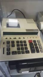 Calculadora Eletrônica Com Bobina 110v Sharp