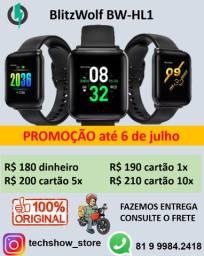 SmartWatch Bw-Hl1 estilo apple watch * Novo Lacrado Original * Cartão e Divido acres