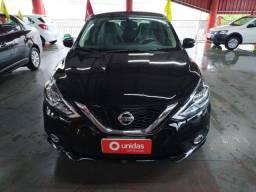 Nissan Sentra sv 2.0 cvt 2019