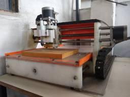 Router fresadora CNC