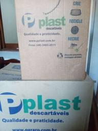 Embalagens p10 e p650