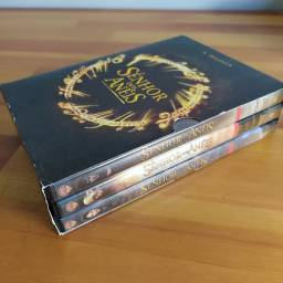 Box DVD Trilogia Senhor dos Anéis - Lord of the Rings