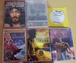 Filmes evangélicos em DVD