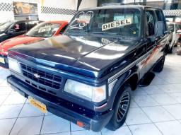 Chevrolet D20 Pick Up Custom Luxe 4.0 Diesel (Cab Dupla)