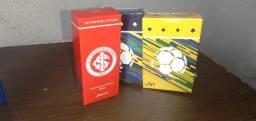 Kit perfumes times Atlético Grêmio e internacional