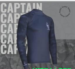 Camisa de Lycra p/ Surf e Esportes Aquáticos