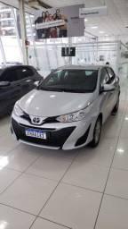 Toyota Yaria 1.5 16v Flex XL Plus Conect Multidrive Ano: 2020/2021