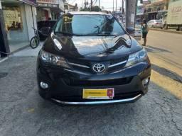 Toyota Rav4 + Gnv Top troco e financio aceito carro ou moto maior ou menor valor