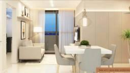 Apartamento excelente 02 Quartos, Sala para 2 ambientes no Portal do Sol