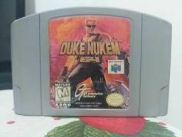 Título do anúncio: Duke Nukem 64 Original para n64