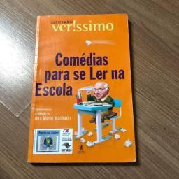 Livro Comédias para se ler na escola de Luís Fernando Veríssimo