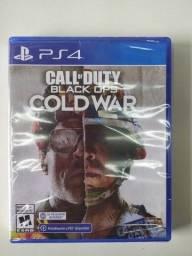Call of Duty Black Ops - Cold War Mídia Física