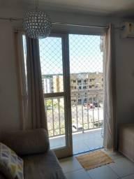 Alugo apartamento semi-mobiliado. Cond Jardim Paradiso Alamanda - R$ 1.400,00 + caução