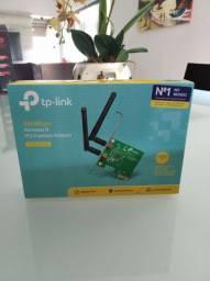 Placa Wireless TP-Link 300Mbps, muito eficiente!