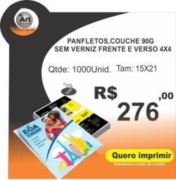 Panfletos 15x21