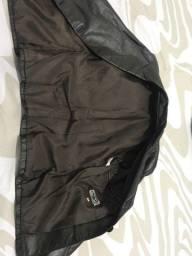 Jaqueta original de couro
