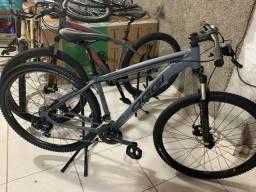 Bike 29 Oggi Hacker Sport 2021 (10x s/juros)