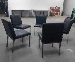Título do anúncio: Conjunto de cadeiras