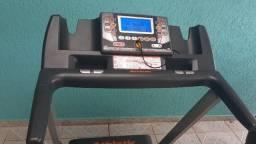 esteira eletrica atletic advanced  720ee semi nova