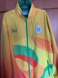 Jaqueta Olimpíadas Rio 2016