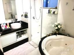Casa de condomínio à venda com 4 dormitórios em Oficinas, Ponta grossa cod:393415.001