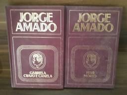 Jorge Amado - Gabbriela Cravo e Canela e Mar Morto