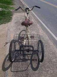 Bicicleta Triciclo Bike 850 reais somente venda Parcelo no cartão