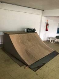 Título do anúncio: Pista skate quarter