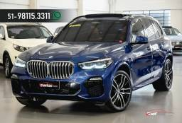 BMW X5 M XDRIVE30D MSPORT 265HP 30 MIL KM UNICO DONO 4P